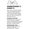 Бюстгальтер Milavitsa 104081